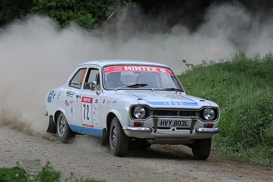 BHRC2 announced for Category 1 and 1600cc rally cars