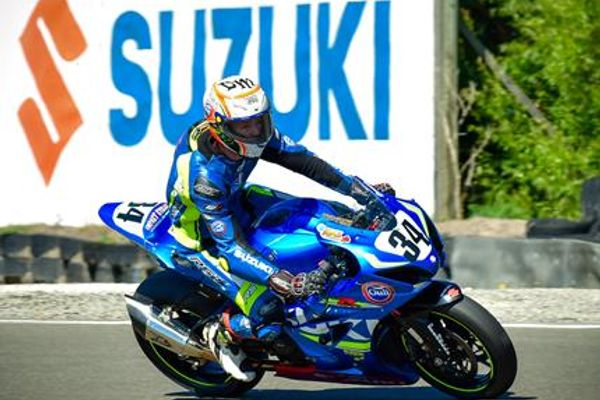 New Suzuki GSX-R1000 wins in New Zealand 2nd F1 round