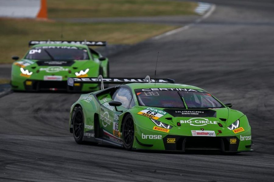 GRT Grasser Racing looking for more wins in ADAC GT Masters