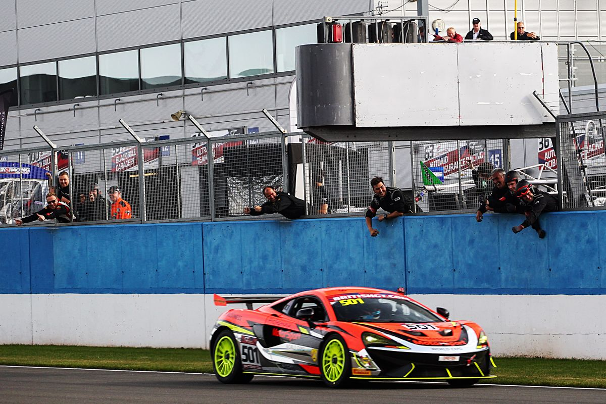 Optimum bid farewell to Johnson and Robinson, expand British GT programme