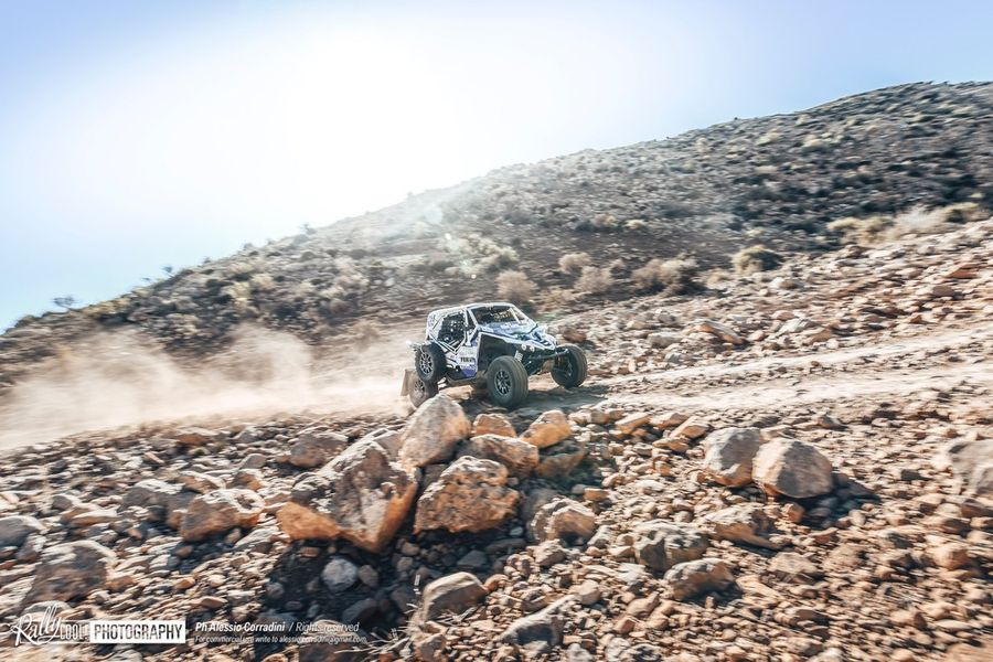 AFRICA ECO RACE: First stage in Morocco