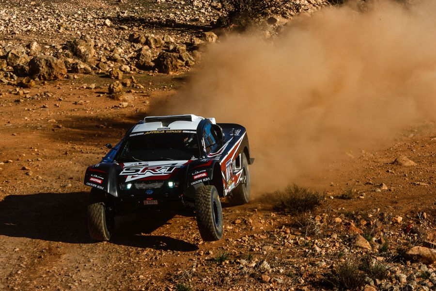Africa Eco Race: Serradori the fastest, and first for Oliveira