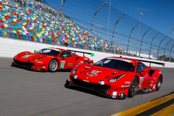 Risi Competizione Pleased with Daytona Roar Test Days