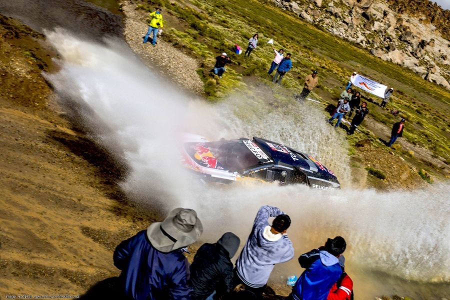 Peugeot, Toyota battle tightens as the Dakar crosses into Bolivia