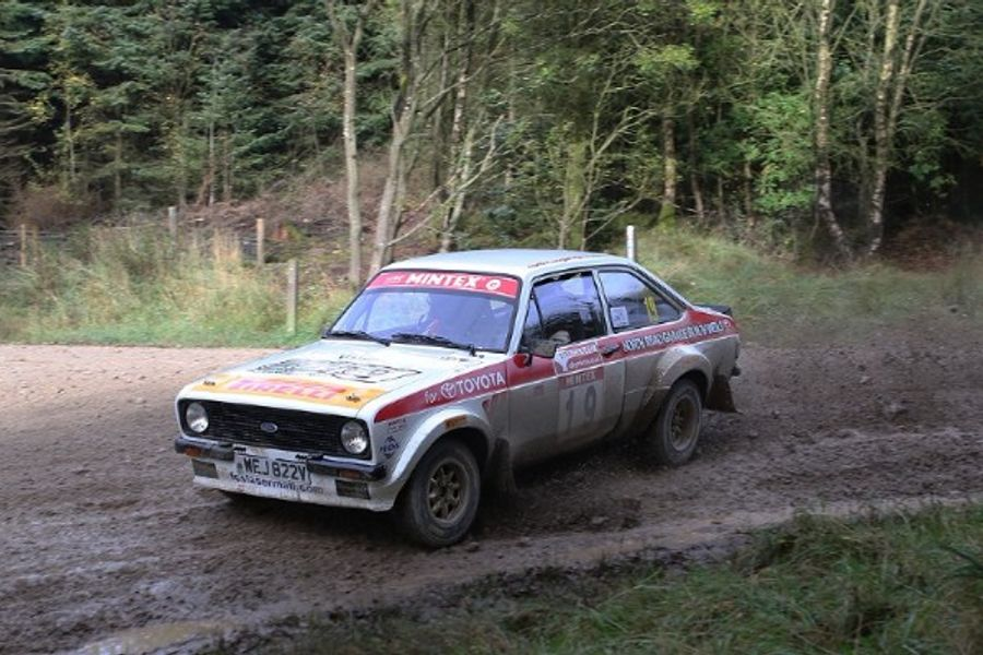 FUCHS LUBRICANTS to partner 2018 British Historic Rally Championship