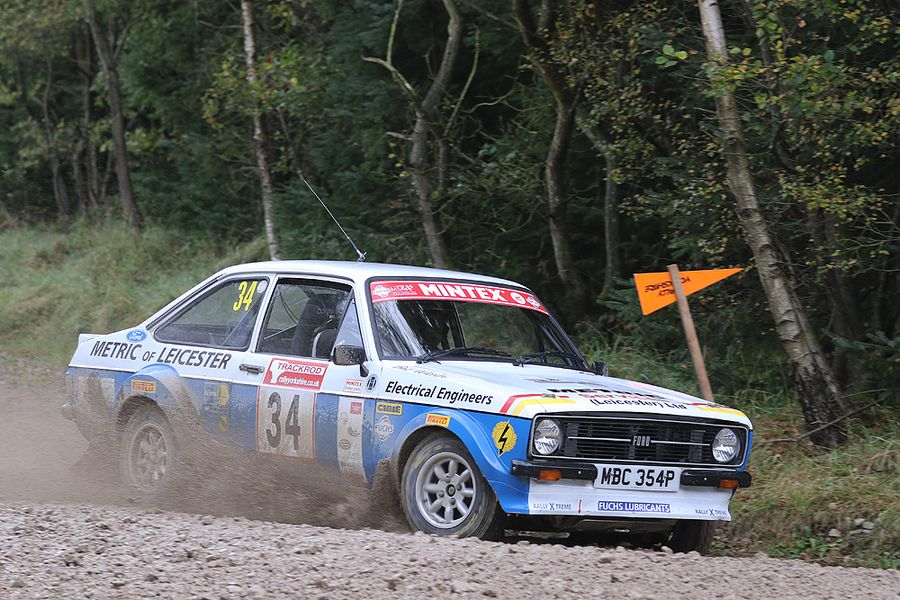 Forest Rally Challenge for 2018 British Historic Rally Championship