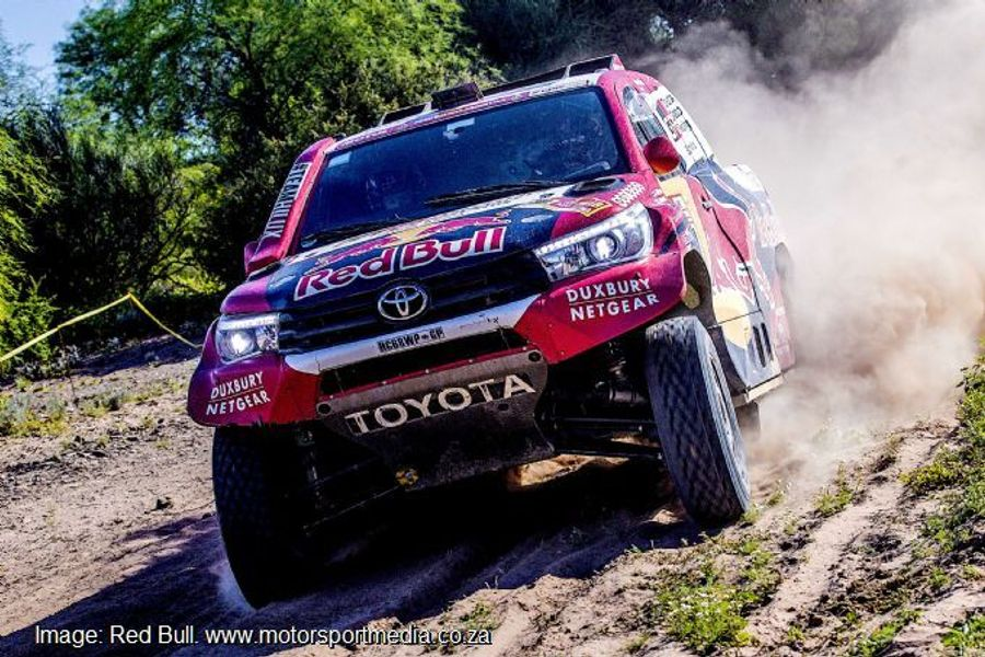 Dakar: Drama across the board with a day to go
