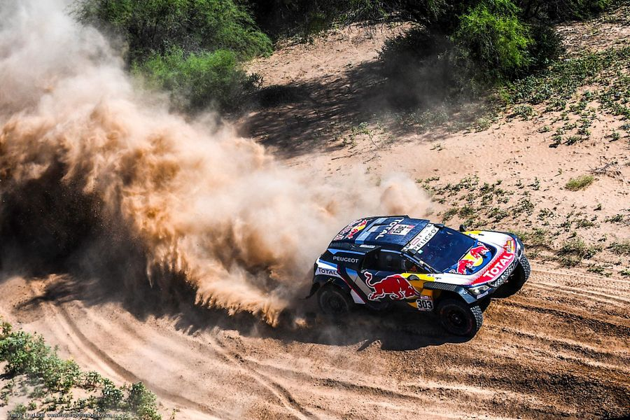 Sainz takes second Dakar win and Peugeot's swansong third win in a row
