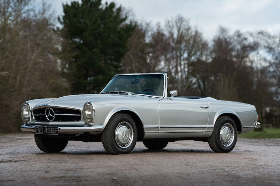 Historics at Brooklands Ascot Auction Consignment Update