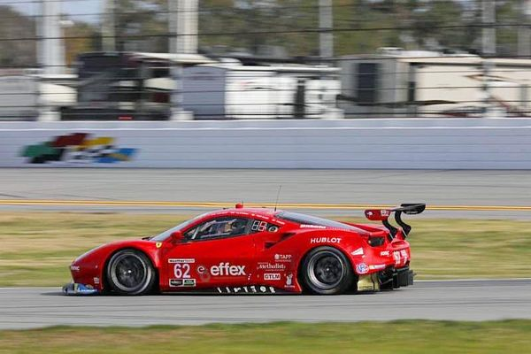 Risi Competizione Rolex 24 At Daytona Qualifying Notes and Quotes