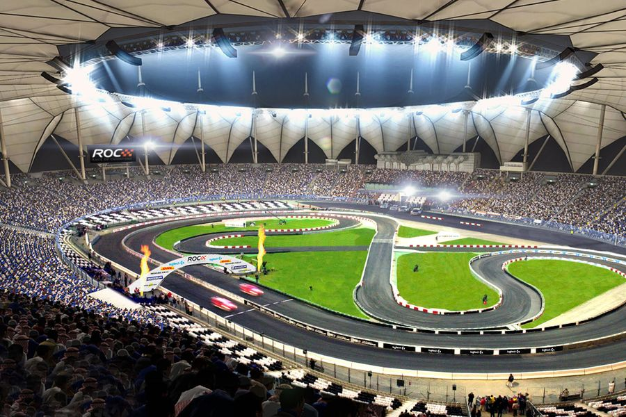 Reigning champions all over the world join Race of Champions Riyadh line-up