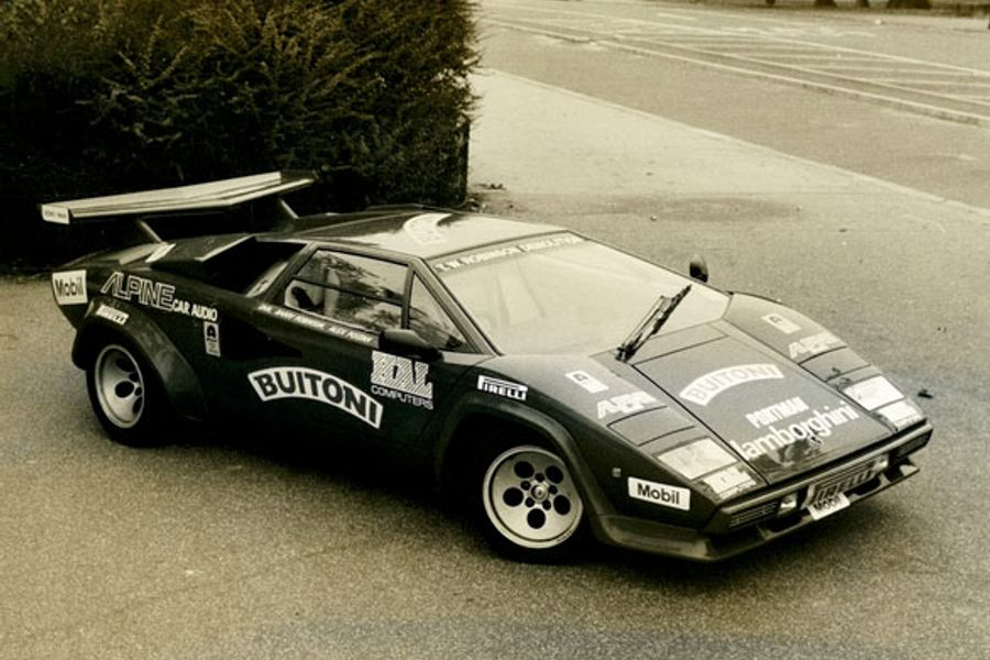 1983 Lamborghini Countach LP500S at Race Retro Auction