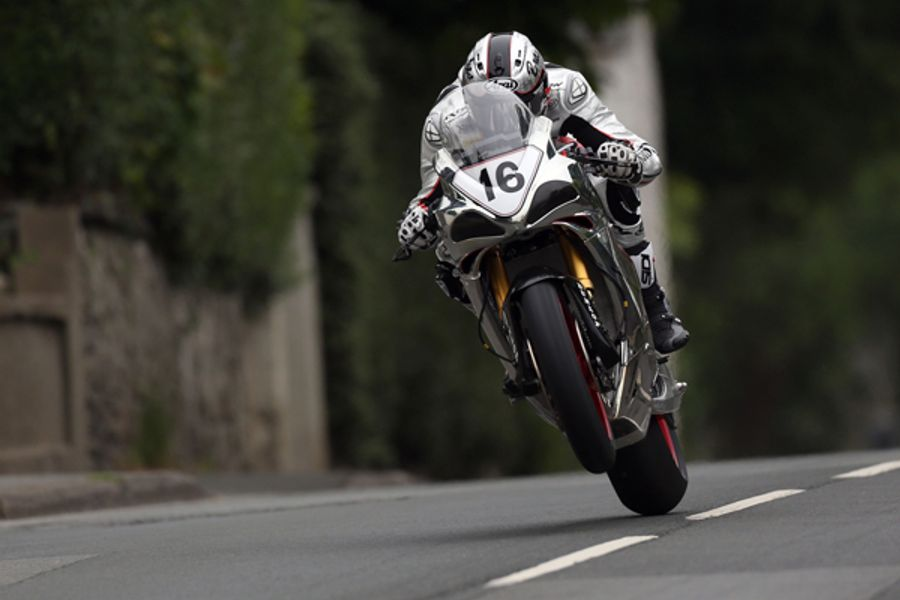 Josh Brookes signs for Norton for TT 2018 campaign