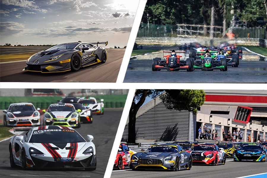 Multiple support categories announced for each Blancpain GT Series ...