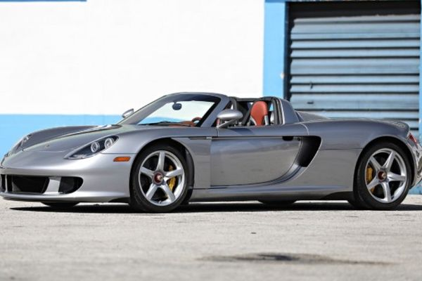 2005 Porsche Carrera GT From the James G. Hascall Collection at Amelia Island