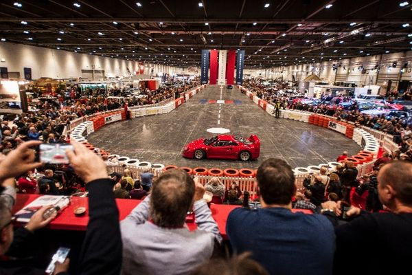 London Classic Car Show: celebration of the world's greatest classic cars