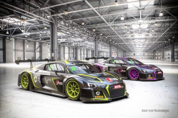 Absolute Racing returns to Blancpain GT Series Asia with two Audi R8 LMS GT3s