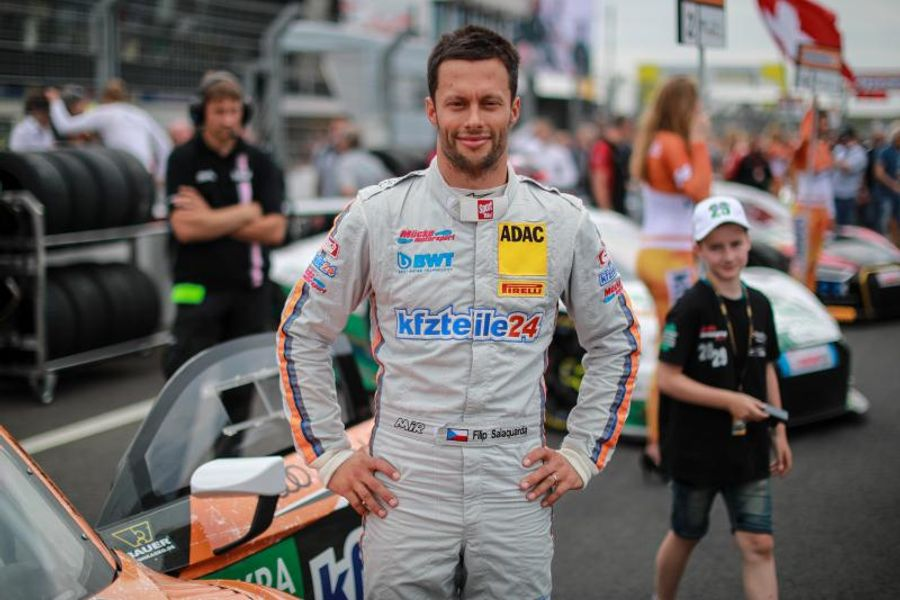 ADAC GT Masters: Frank Stippler and Filip Salaquarda will line up for newcomers, Team ISR