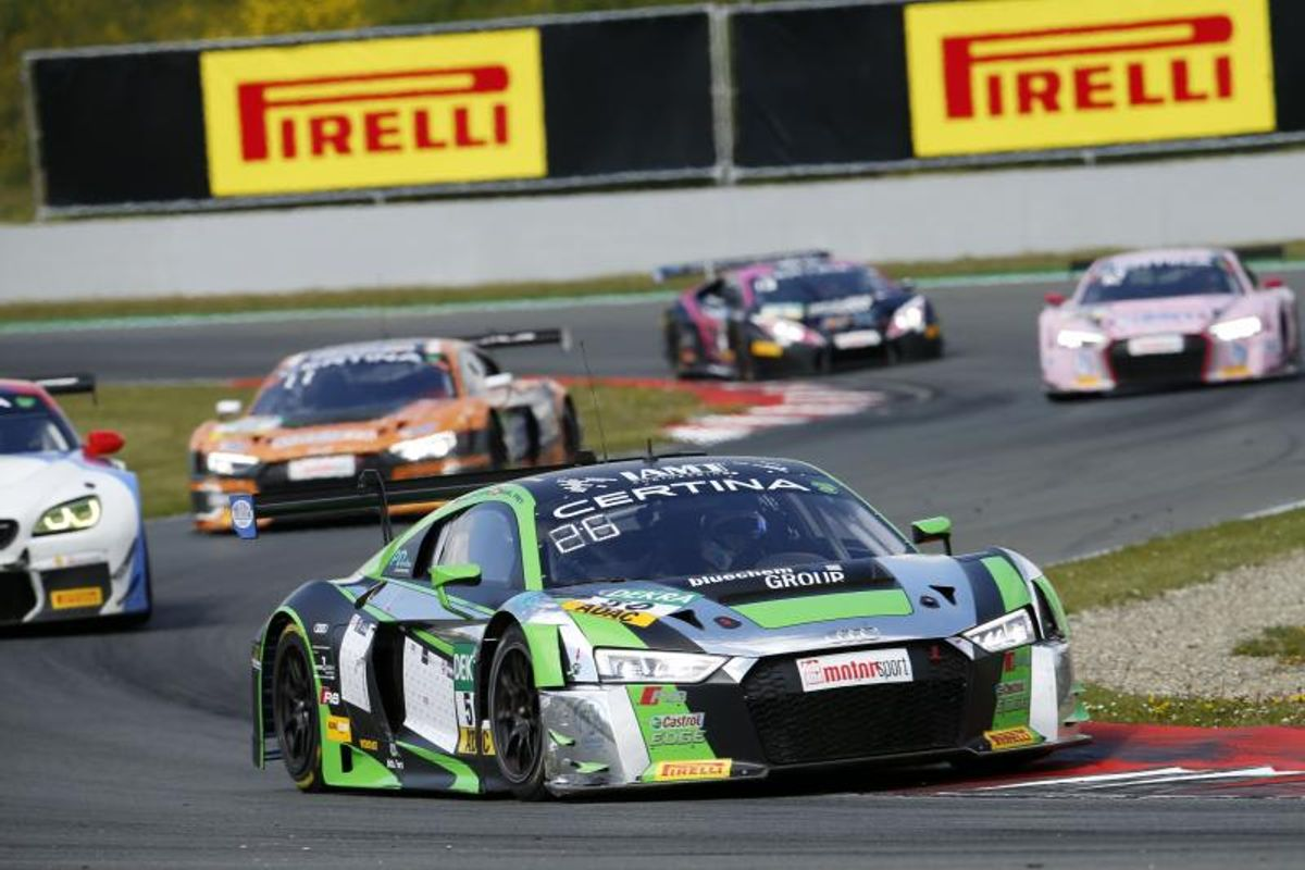 YACO Racing will field Rahel Frey and Philip Geipel for ADAC GT Masters