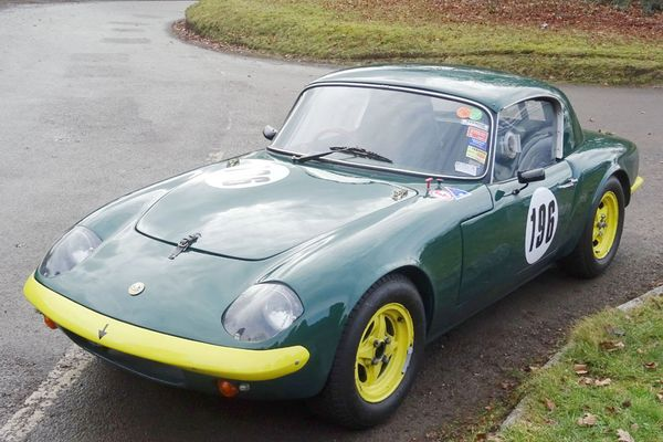 1965 Lotus Elan S1 26R to cross the block at COYS London Classic Car Show Auction