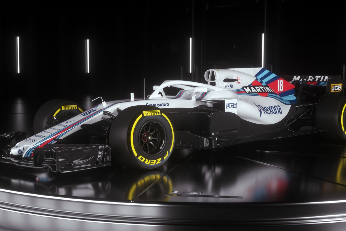 WILLIAMS Launches 2018 Season with First Look at the FW41