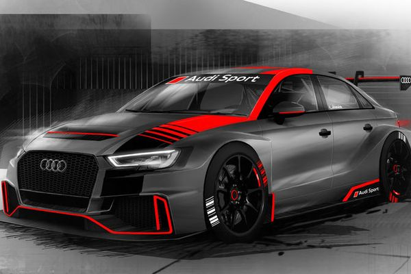 Audi partners two customer teams in new  FIA World Touring Car Cup