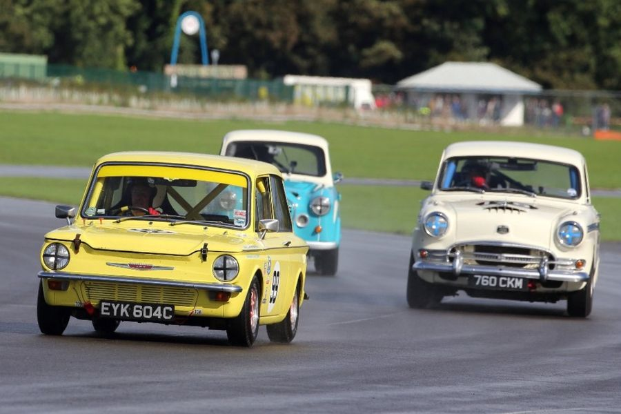 Touring Car thrills for 2018 Castle Combe Autumn Classic