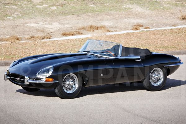 1961 Jaguar E-Type Series I Joins Sporting Classics at Amelia Island