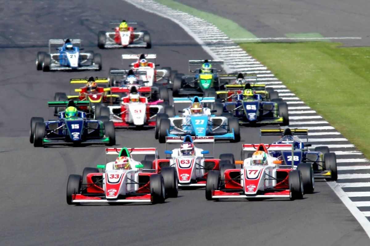 BRDC British F3 Championship unveils revolutionary new race two format for 2018