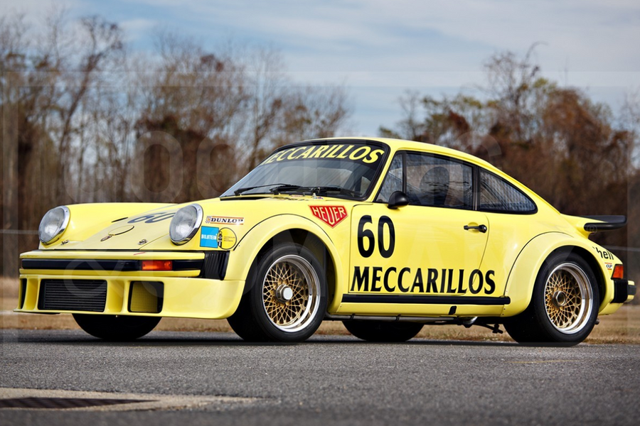 Turbocharged Porsche 934 from The Amelia Island Auction