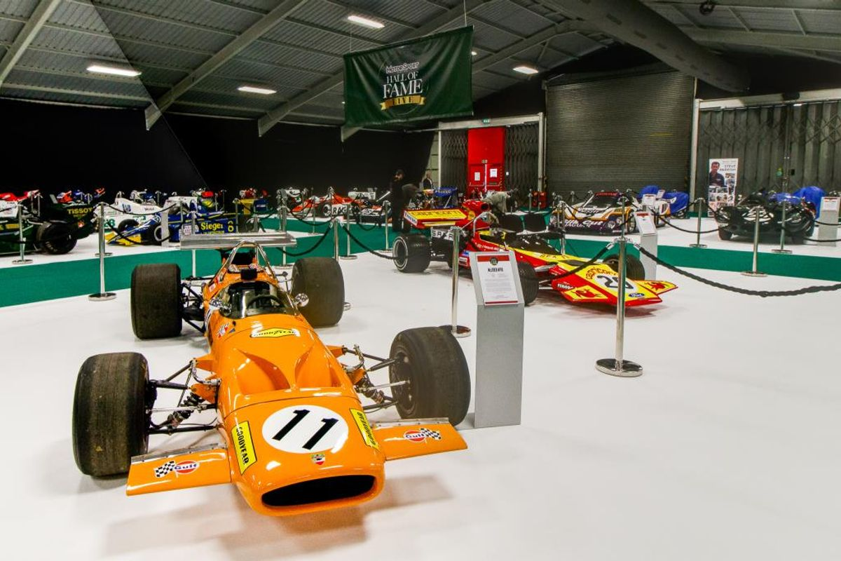 Record crowds at Race Retro