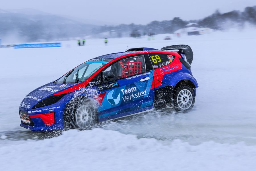 Live television coverage for eagerly-awaited RallyX on Ice finale
