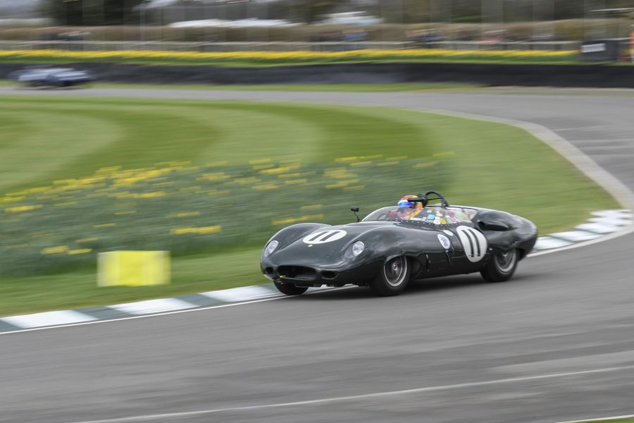 JD Classics is official Classic Car Partner to the 76th Goodwood Members' Meeting
