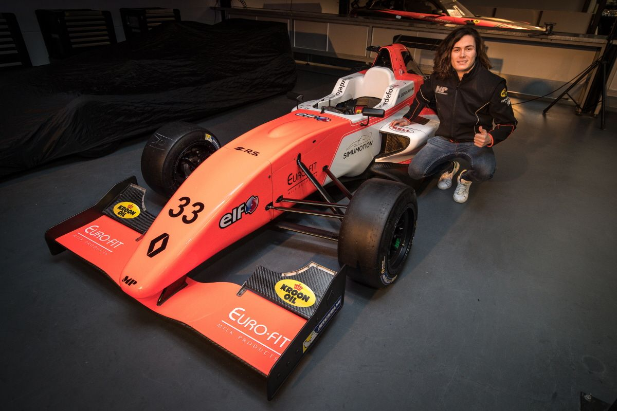 Max Defourny Signs With MP Motorsport For Eurocup Formula Renault