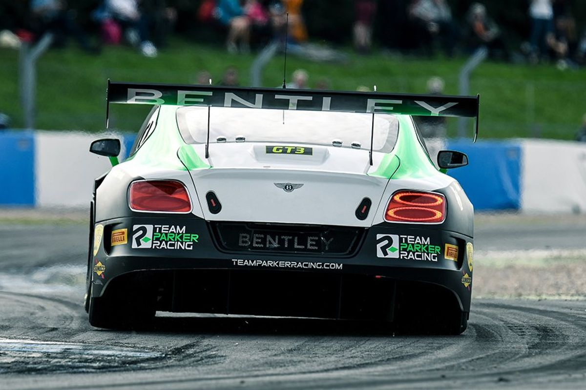 Josh Caygill switches to Bentley Continental GT3 for Blancpain Sprint Cup
