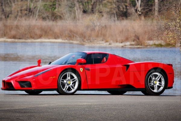 Ferrari Enzo Offered Without Reserve at Gooding's Amelia Island Auction