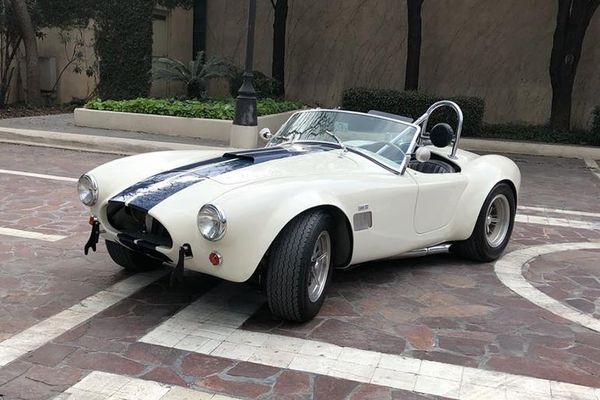 American Muscle at Motostalgia Amelia Island Auction includes 1965 Shelby Cobra CSX 7000