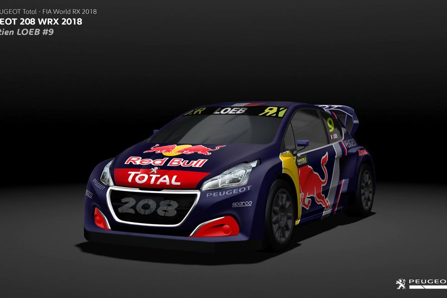 Team PEUGEOT Total targets Rallycross success