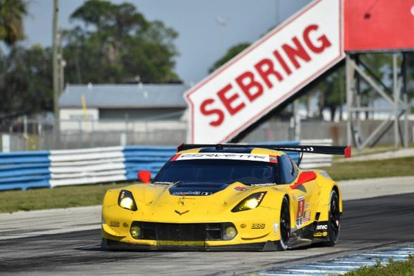 Mobil 1 Twelve Hours of Sebring Entry List Update
