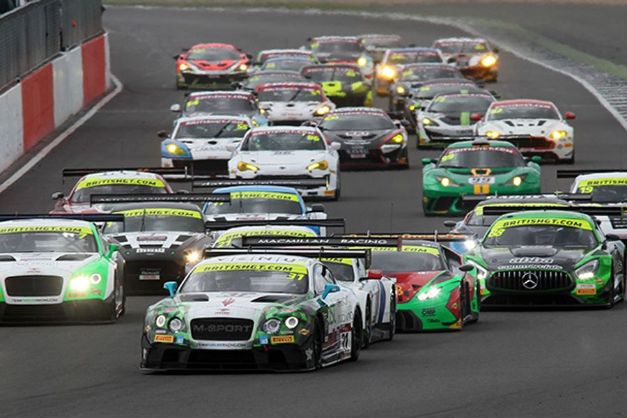 British GT reveals capacity 36-car entry, biggest full-season entry in four years