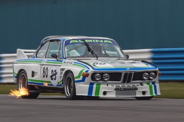 Donington Historic Festival Time Table announced