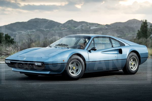1976 Ferrari 308 GTB Vetroresina Still Available From Amelia Island Auction