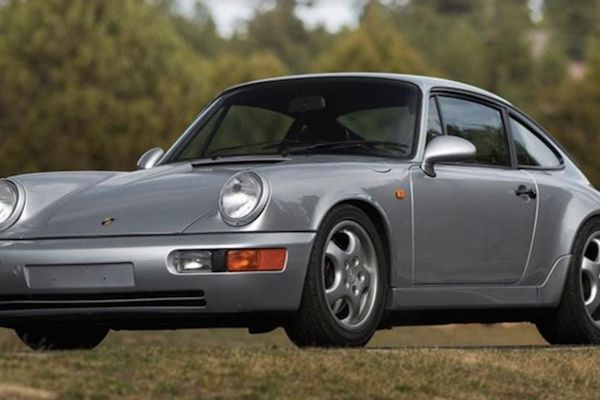 1992 Porsche 911 Carrera RS Sold For $218,400 at Sotheby's Amelia Island Auction