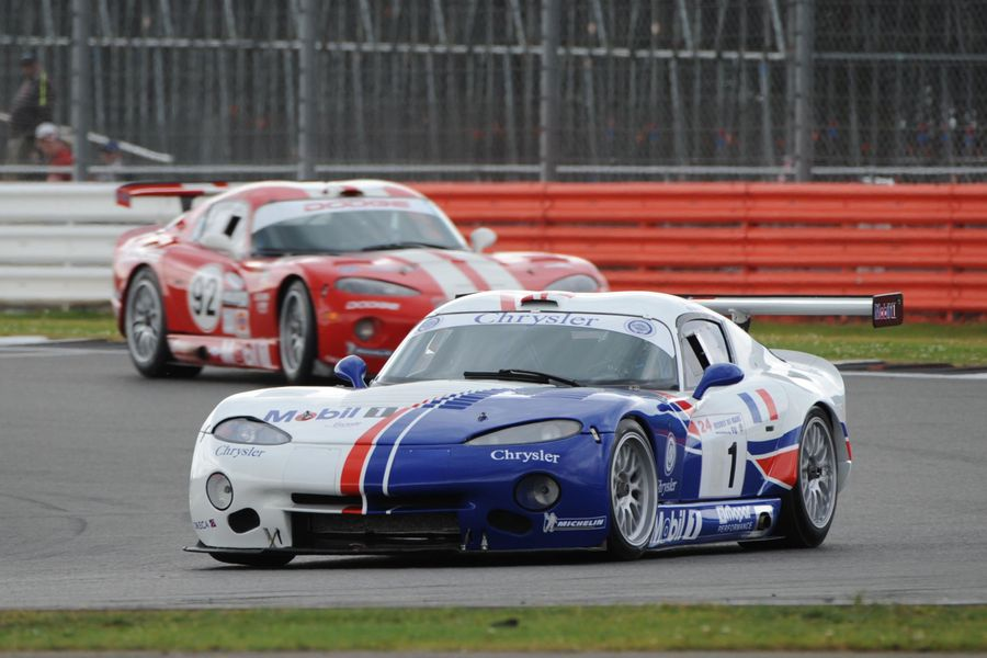 Silverstone Classic pays tribute to America's famous 24-hour race