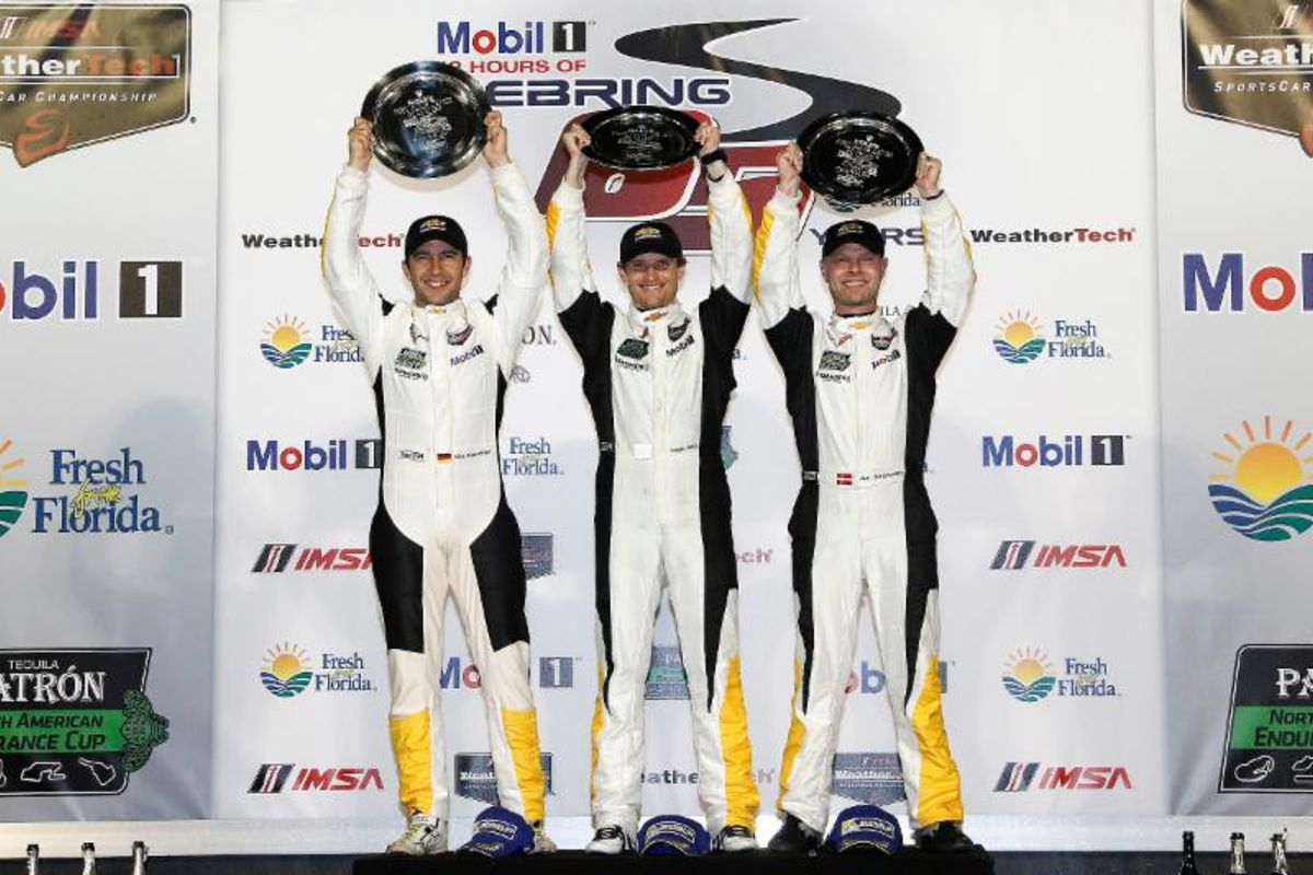 Who Can Knock Corvette Racing From Top Step Of Sebring Podium