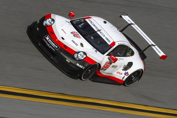 Porsche heads to 12 Hours of Sebring sports car classic in Florida as the record winner