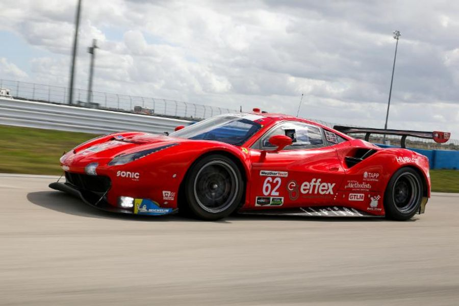 Risi Competizione looking for GTLM win in Sebring