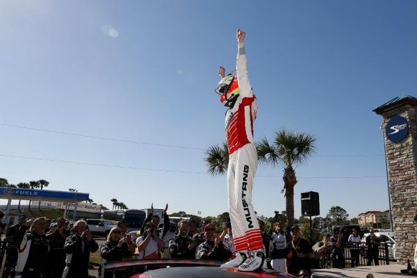 Marcelli, Stacy Put Ford Atop Leaderboard Once Again With Win At Sebring