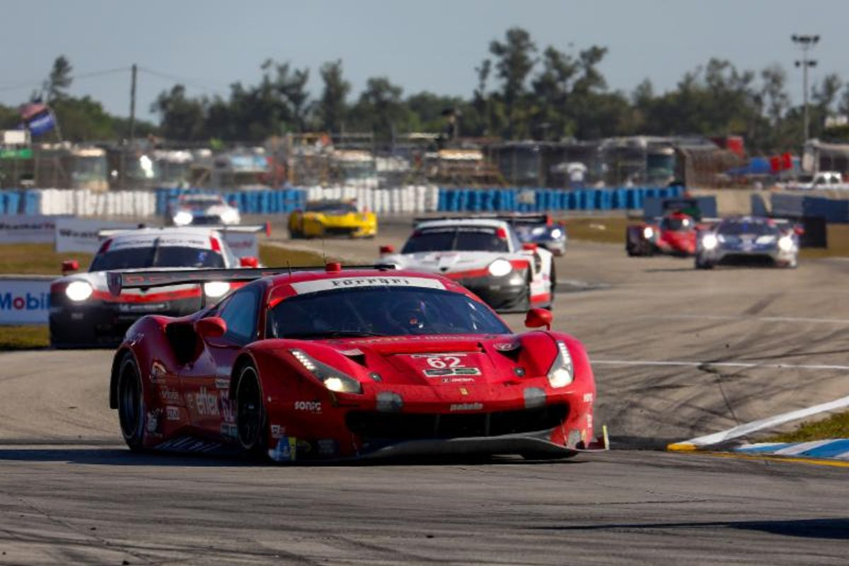 Risi Competizione Post-Race Report for the 66th Annual 12 Hours of Sebring