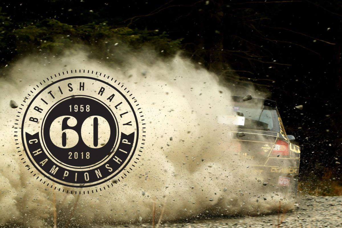 Britain's premier rallying series celebrates its Diamond Anniversary